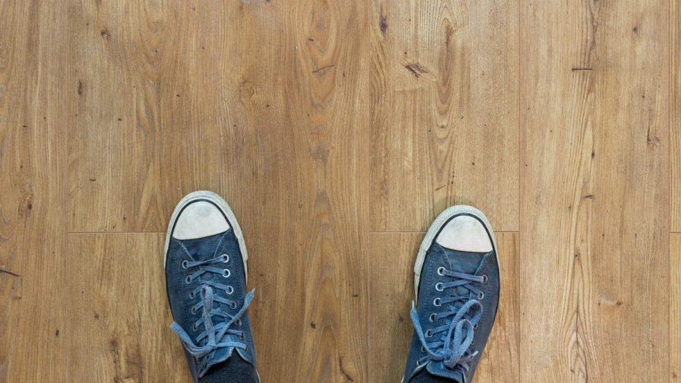 laminaat vloer
